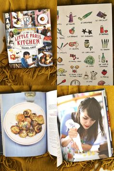 Really want to get my hands on a copy of this book :) wanna try my luck in French cooking
