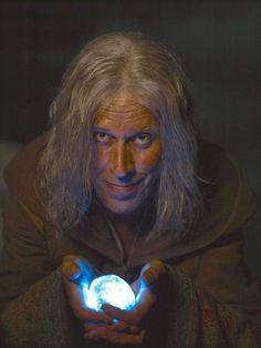Bruce Spence on Legend of the Seeker