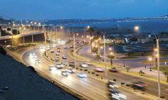 Reabren el tránsito en la Costa Verde sin que obras estén concluidas