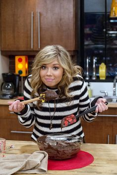 Jennette McCurdy wallpaper in The Jennette McCurdy Club Icarly, Nickelodeon Girls, Nickelodeon Shows, Hannah Montana, Jerry Trainor, Sam E Cat, Jenette Mccurdy, Nathan Kress, Teen Series