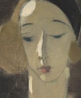 Helene Schjerfbeck, Abstract Portrait, Portrait Art, Expressionist Artists, Religious Paintings, True Art, Life Drawing, Gravure, Figure Painting