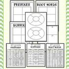 This+is+an+ENTIRE+YEAR+of+word+work+for+5th+grade+students.!!++This+packet+teaches+students+the+prefixes,+suffixes+and+root+words+(morphology)+that...