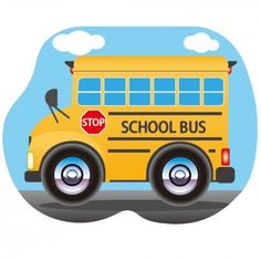 Hop on board with these fun School Bus Shaped Plates! These fun paper plates measure across. per pack)