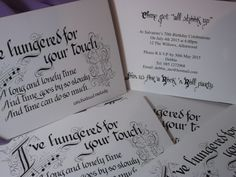Soul Scribe is a bespoke calligraphy and stationery design studio. Dedicated to the to fine artistic craft of handwriting. Run by Jagdeep Sahans working with clients both nationally and internationally. 70th Birthday, Birthday Celebration, Wedding Calligraphy, Calligraphy Invitations, Scribe, Stationery Design, Birthday Party Invitations, Handwriting, Wedding Events