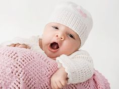DIY-Anleitung: Babydecke mit Ajour- und großem Perlmuster stricken via DaWanda.com