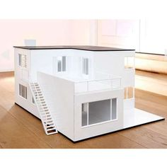 MODERN DOLLHOUSE - ARNE JACOBSENS OWN HOUSE, 1928