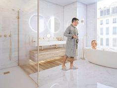 """Pié Soporte para papel higiénico /""""esencia/"""" /& Cepillo de Inodoro Combo con Oval Bla.."""