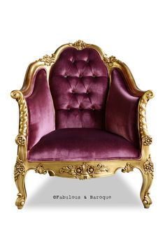 Toll The Throne Armchair By Caspani | Pinterest | Armchairs, Gold Furniture And  Throne Chair
