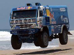Rally Dakar vuelve al Perú en el 2015 y se quedará hasta el 2018