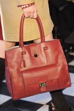 The ultimate preppy tote for work from the master - Tommy Hilfiger