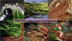 간단하고 맛있는 가을찬 쉰세번째, 통무김치입니다. 가을찬은 김치가 많습니다. 김치재료가 맛있는 계절이라 그러합니다. 올해부터는 김치를 만만 간단찬에 넣고 있는터라 조금 번거로운 작업이 있더라도 만만하게.. Asparagus, Green Beans, Vegetables, Recipes, Food, Studs, Vegetable Recipes, Eten, Veggie Food