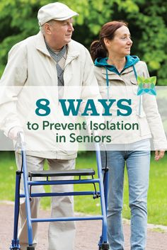 Senior depression can occur when feeling isolated or lonely. Read our tips on ways to best prevent senior loneliness so you can keep your loved ones happy.