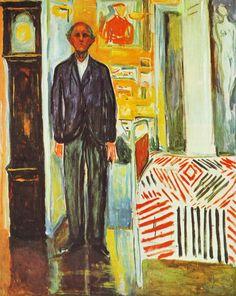 Edvard Munch, 1940-42.