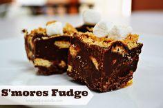 smores fudge recipe