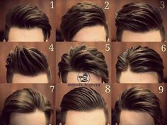 Mens hairstyles - Amazing Male Hair Styles That Match With Your Face Shapes Cool Hairstyles For Men, Hairstyles Haircuts, Haircuts For Men, Short Haircuts, Men Hairstyle Short, Popular Haircuts, Haircut Men, Latest Hairstyles, Men Short Hair
