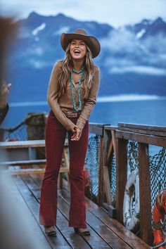 Find the latest styles in cowboy boots & hats, western wear, work boots and much more. Check out our huge selection from brands like Ariat, Cinch, Wolverine and more today! Cowgirl Outfits, Outfits With Hats, Western Outfits, Fall Outfits, Cute Country Outfits, Southern Outfits, Cute Outfits, Cowgirl Chic, Western Chic