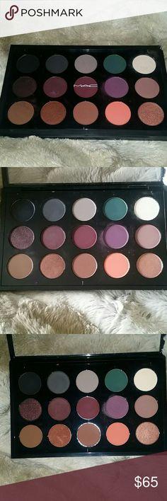 MAC custom palette 15 shades Brand new MAC custom palette MAC Cosmetics Makeup Eyeshadow