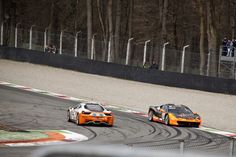2013 Ferrari challenge - wrong way
