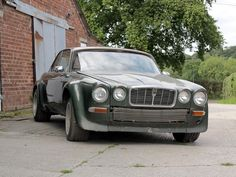 "The Jaguar XJ-C 12 driven by John Steed in ""The New Avengers"" is up for Auction - The Wealth Scene"