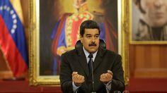 El presidente Nicolás Maduro ofreció este miércoles una rueda de prensa con medios internacionales en la que insistió en la necesidad de estabilizar los precios del petróleo en el mercado mundial.