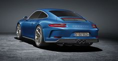 Porsche 911 GT3 Touring Package Launched To Hit Back At 911 R Flippers #Porsche #Porsche_911