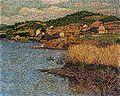 Paul Baum - Landschaft bei Hyères