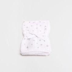 Paños bebé estrellas (Set de 2) - Colección - New Born | Zara Home España
