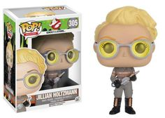 Funko POP! Movies Ghostbusters 2016 Jillian Holtzmann Vinyl Action Figure 305