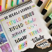 24 Insanely Simple Bullet Journal Header Ideas To Steal! Need some bullet journal header ideas for beginners? This post is FOR YOU! The perfect way to liven up your bullet journal is with a fancy header! Bullet Journal Writing, Bullet Journal Headers, Bullet Journal Banner, Bullet Journal School, Bullet Journal Aesthetic, Bullet Journal Ideas Pages, Bullet Journal Inspiration, Daily Journal, Study Inspiration
