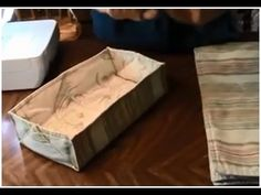 Fabric Box - YouTube