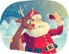 Resultado de imagen para dibujos navideños a color