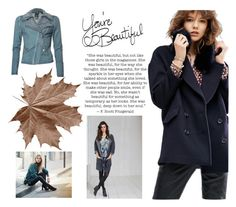 """""""She is beautiful"""" by annevangemert on Polyvore featuring mode, LIST en Maison Scotch"""