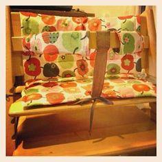 Tutorial – cushion for high chair (Tripp Trapp)