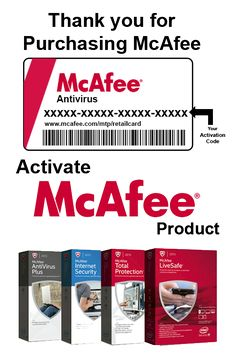 You can make use of http://www.mcafee.com/activate you get in the welcome e-mail message to install the software on your computer and then access the SecurityCenter website. Remember, this URL will specific to the protection services you've subscribed to and will be set in your default language. http://www.mcafeecomactivate.com