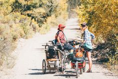 The Great Divide Mountain Bike Route is an epic ride. But cut it down into bite size portions, and it's perfect for family bikepacking adventures.