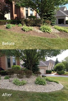 14 Best Before And After Landscaping Images Landscape 400 x 300