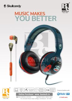 Skullcandy Headsets