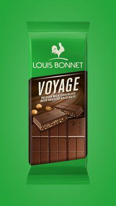 Louis Bonnet packaging design!