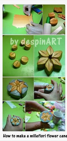 despinART other tutorials | lots of polymer clay tutorials
