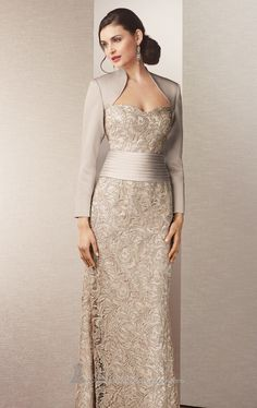 a43ba890e28 Alyce Paris 29558 by Alyce Jean De Lys - not crazy about the bolero but  love the dress