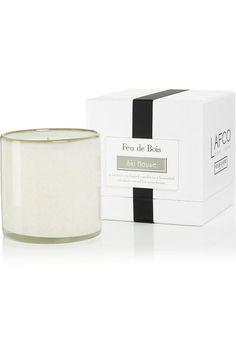 LAFCO House & HomeFeu De Bois scented candle