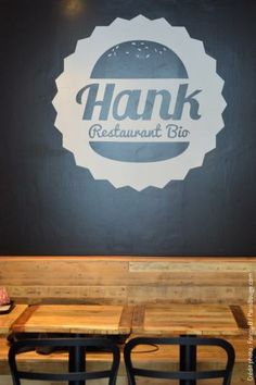 Hank Burger, vegetarian (and no gluten) burger restaurant and take-away, 55 rue des Archives, 75003 Paris From Tuesday to Sunday