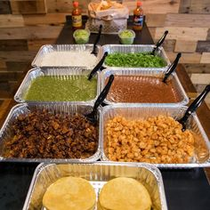 Wedding Food Ideas Buffet Taco Bar 33 Ideas For 2019 Fiesta Theme Party, Party Ideas, Mexican Party, Mexican Tacos, Buffet Vegan, Wedding Buffet Food, Taco Bar Wedding, Cheap Wedding Food, Snacks