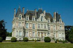 Chateau de la Douve - Maine-et-Loire