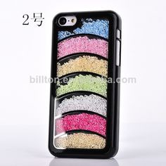 1. Colorful rhinestone mobile phone case for iPhone 5c  2. 100pcs mix styles  3.  Factory price