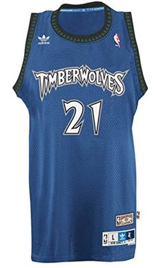 d4727be55 Kevin Garnett Minnesota Timberwolves Hardwood Classics Adidas NBA Throwback  Swingman Jersey.  basketball  jersey  timberwolves  kevin  garnett  adidas    ...