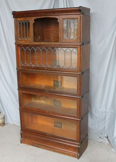 63 best Globe Wernicke Bookcases images on Pinterest in 2018 | Book ...