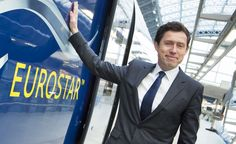 Nicolas Petrovic, directeur général d'Eurostar © Eurostar