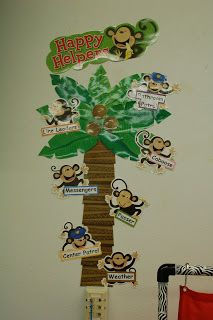 My Jungle themed Classroom Decor!