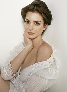 La incomodidad de llamarse Anne Hathaway.